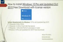 Windows 10 Pro VL X64 incl Office 2019 MULTi-23 DEC 2019 {Gen2}