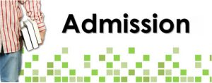 Admission date of DAE has been extended