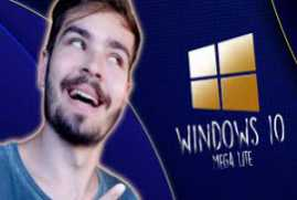 Windows 10 Mega Lite x64 pt-BR 2020 By Maniacos da Tecnologi